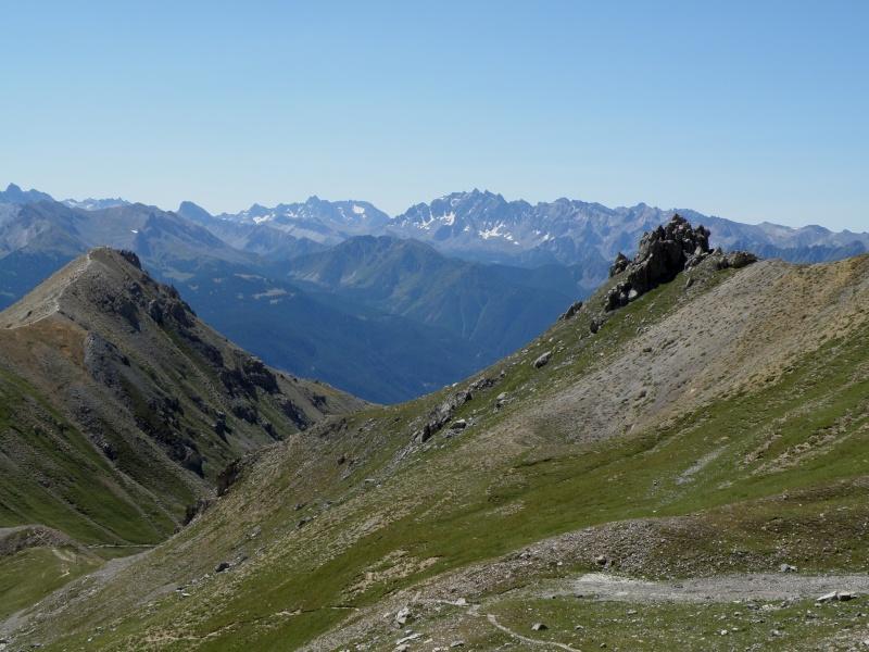 Au dessus du col d'Izoard (2361m) Queyra22