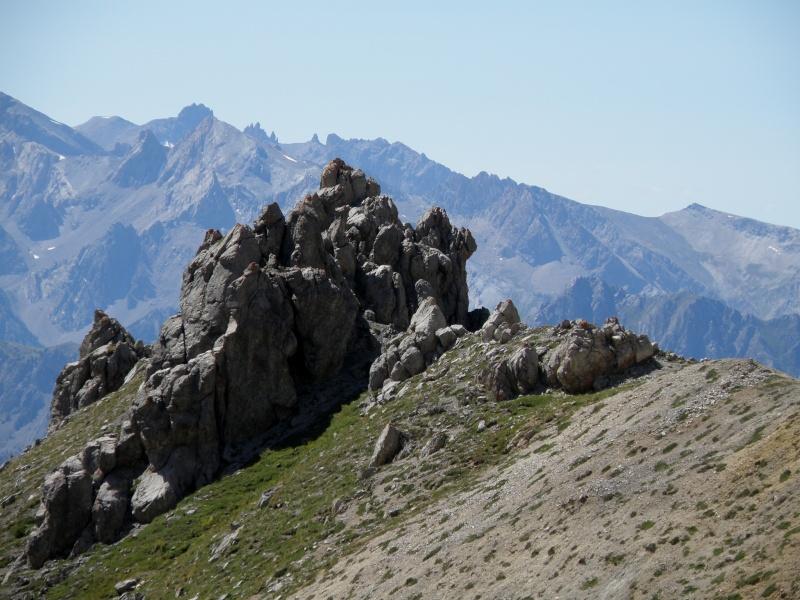 Au dessus du col d'Izoard (2361m) Queyra23