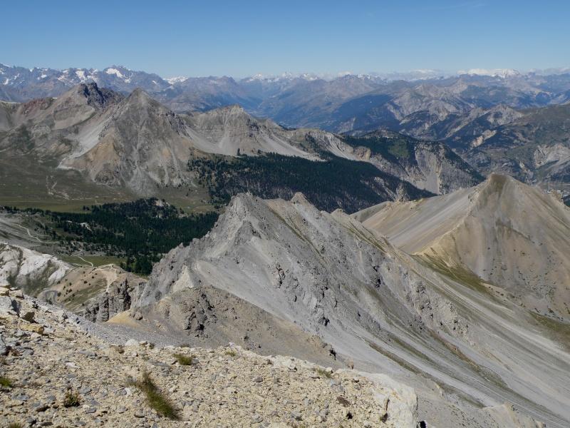 Au dessus du col d'Izoard (2361m) Queyra35