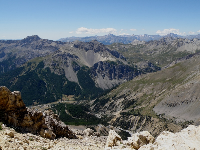 Au dessus du col d'Izoard (2361m) Queyra36