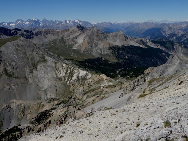 Au dessus du col d'Izoard (2361m) Queyra38