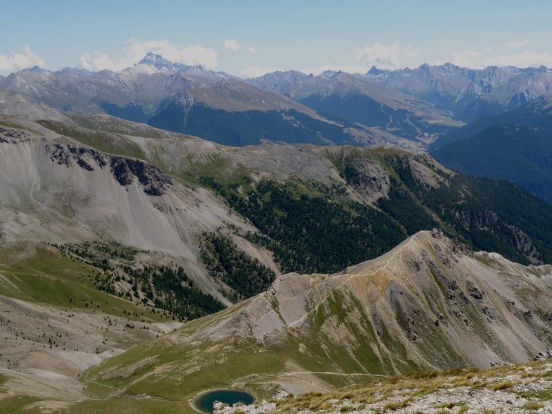 Au dessus du col d'Izoard (2361m) Queyra39