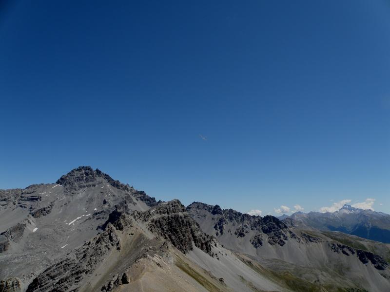 Au dessus du col d'Izoard (2361m) Queyra41