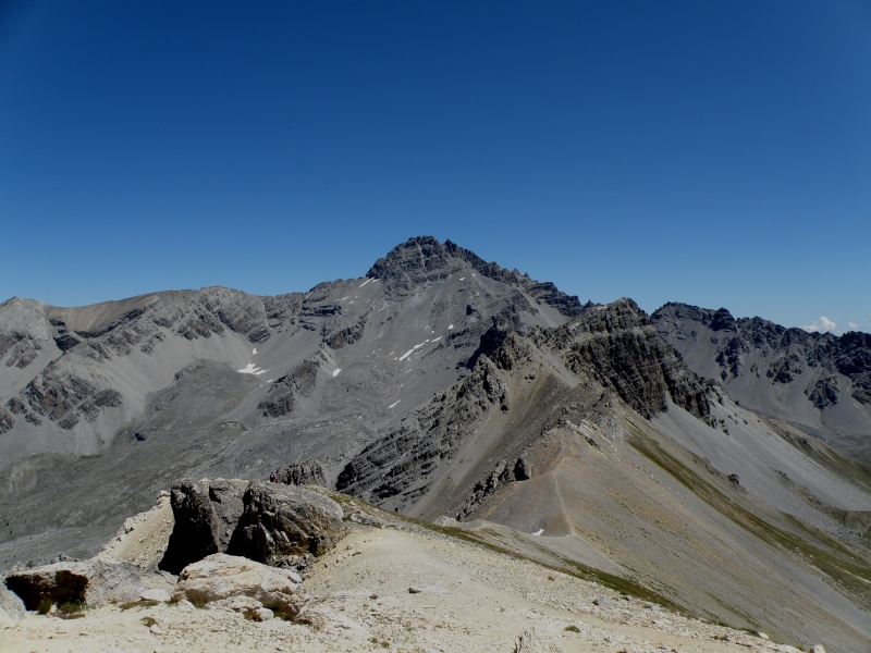 Au dessus du col d'Izoard (2361m) Queyra49