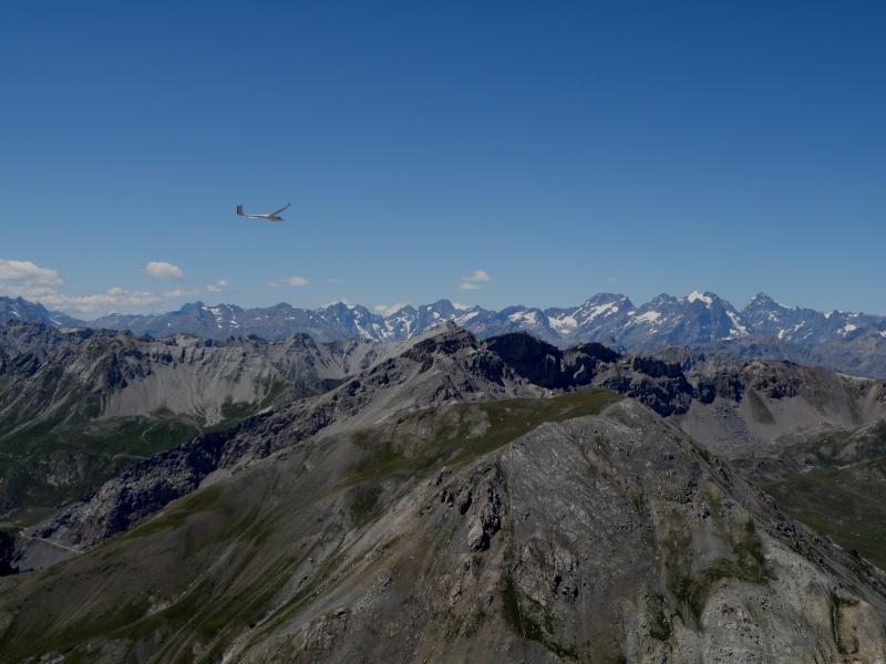 Au dessus du col d'Izoard (2361m) Queyra50