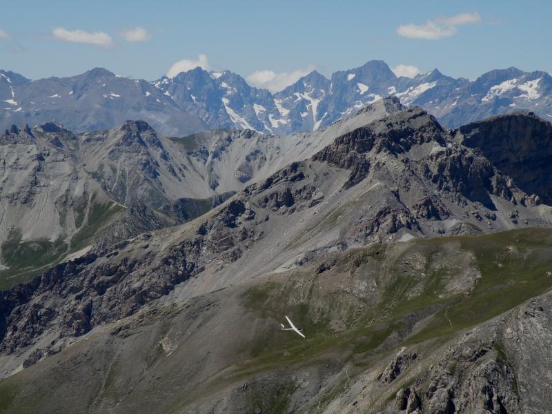 Au dessus du col d'Izoard (2361m) Queyra51