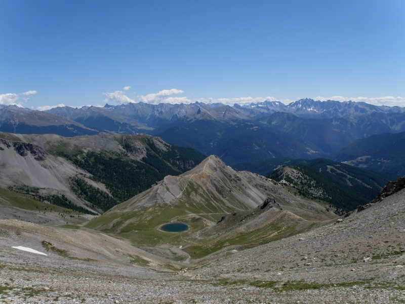 Au dessus du col d'Izoard (2361m) Queyra53