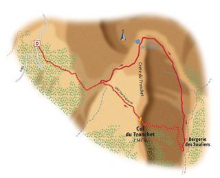 Au dessus du col d'Izoard (2361m) Soulie10