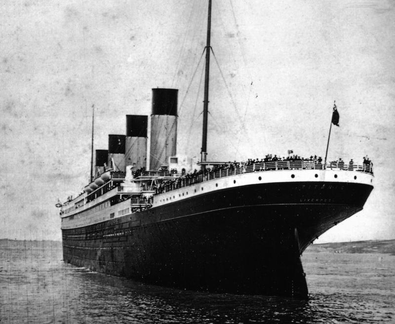 Mardi 31 mai 2011 - 1911 : Centenaire du lancement du paquebot Titanic à Belfast Stern210