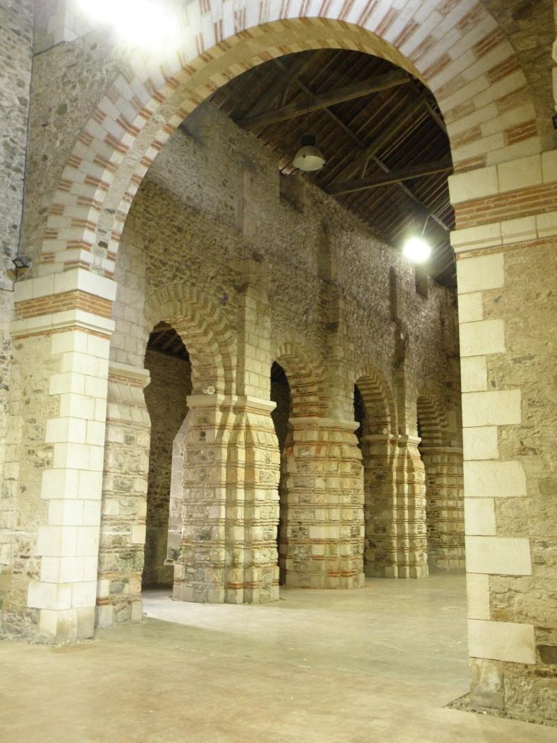 St Philbert de Grand-Lieu (style carolingien) Stphil12