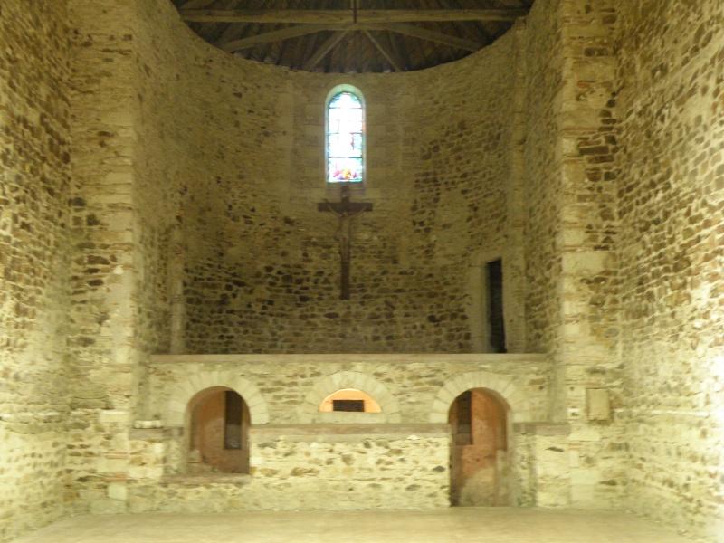 St Philbert de Grand-Lieu (style carolingien) Stphil14