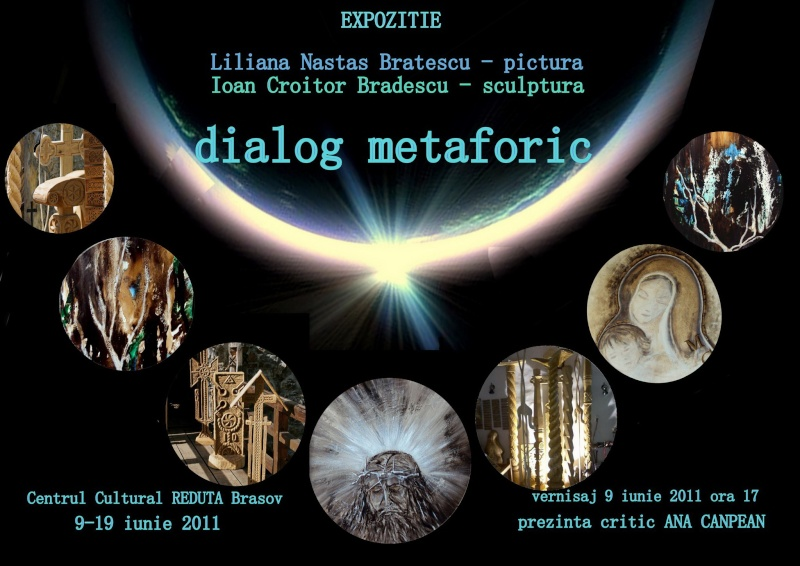 Vernisaj expozitie de pictura si sculptura -Liliana Nastas Brătescu/Ioan Croitor Brădescu-Dialog Metaforic-9-19 iunie 2011 Brasov 25665510
