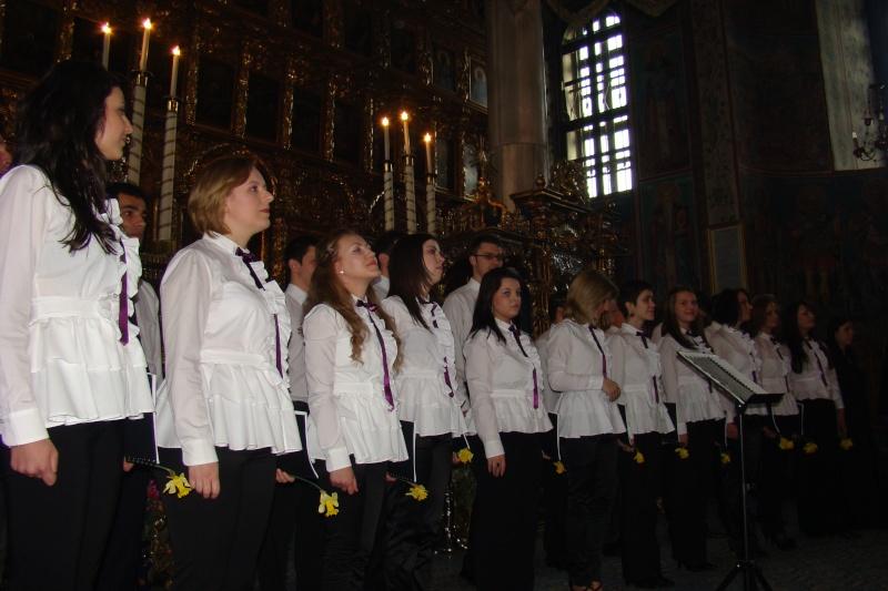 """Concert coral """"Astazi, la Florii"""" al Corului Bisericii Barboi Barboi12"""