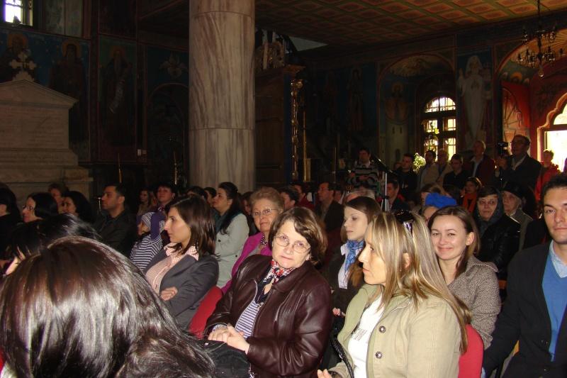"""Concert coral """"Astazi, la Florii"""" al Corului Bisericii Barboi Barboi14"""