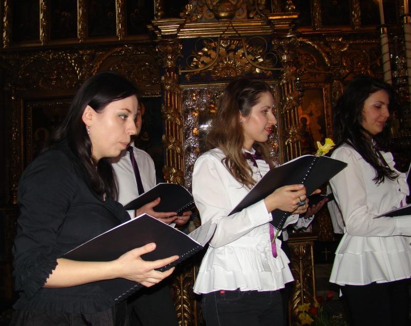"""Concert coral """"Astazi, la Florii"""" al Corului Bisericii Barboi Barboi15"""