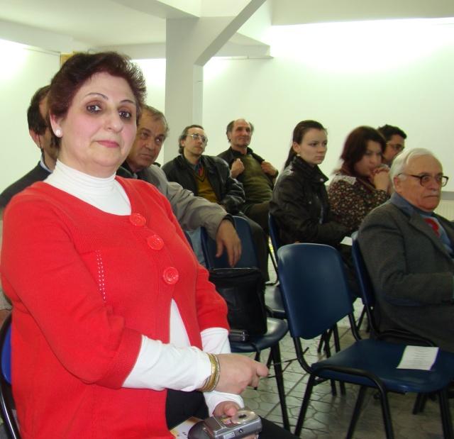 """Lansare de carte-""""Pe muchia instabila dintre existenţă şi neant"""" -Valentina Becart Becart15"""