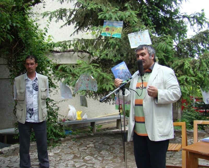 """Sărbătoarea Copilăriei-eveniment organizat de Asociatia Universul Prieteniei si Lansare de carte """"Printul Andrico""""-Adelina Ciocan-01 iunie 2011 Bojdea22"""