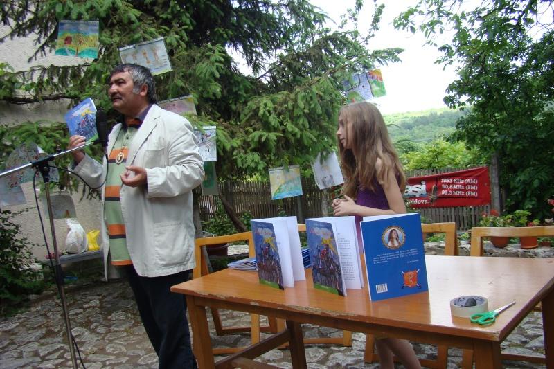 """Sărbătoarea Copilăriei-eveniment organizat de Asociatia Universul Prieteniei si Lansare de carte """"Printul Andrico""""-Adelina Ciocan-01 iunie 2011 Bojdea23"""