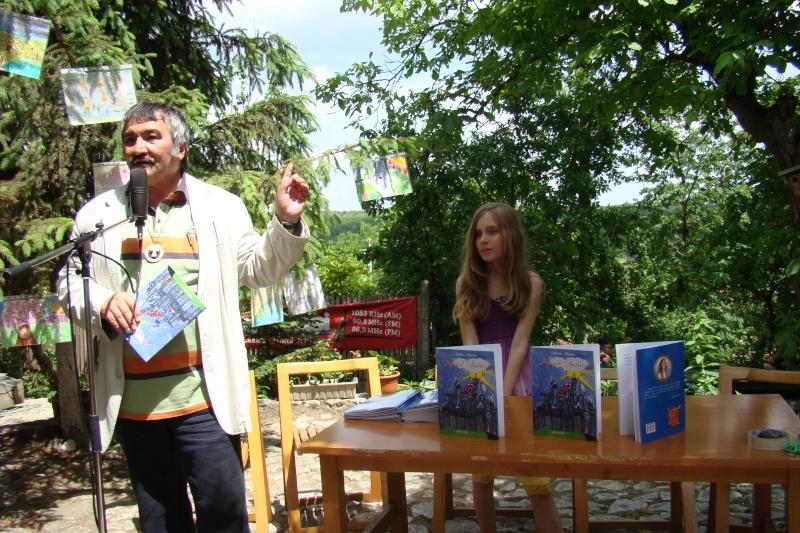 """Sărbătoarea Copilăriei-eveniment organizat de Asociatia Universul Prieteniei si Lansare de carte """"Printul Andrico""""-Adelina Ciocan-01 iunie 2011 Bojdea25"""