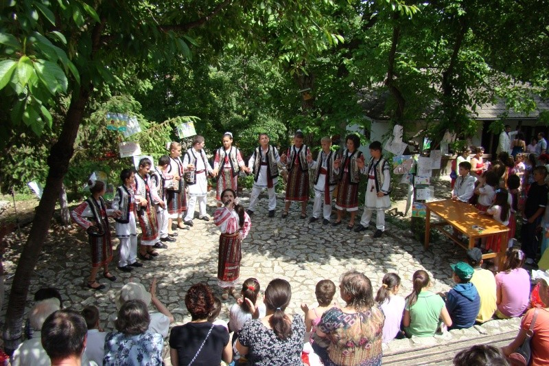 """Sărbătoarea Copilăriei-eveniment organizat de Asociatia Universul Prieteniei si Lansare de carte """"Printul Andrico""""-Adelina Ciocan-01 iunie 2011 Bojdea65"""