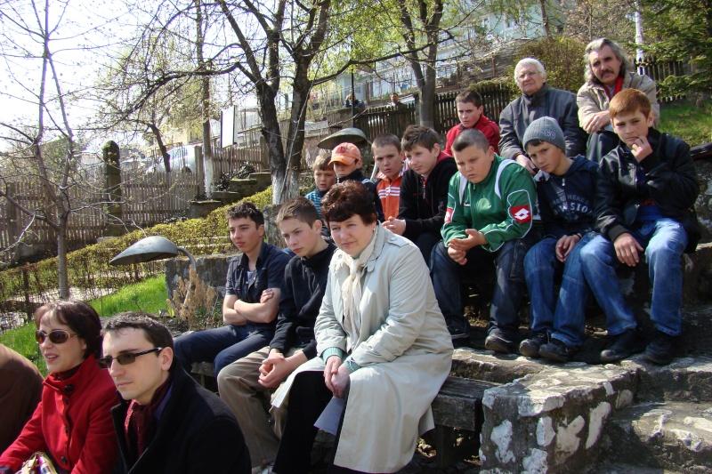 """Concursul Naţional """"Ion Creangă"""" de creaţie literară """"POVEŞTI-16/17 aprilie 2011 Bojdeu21"""