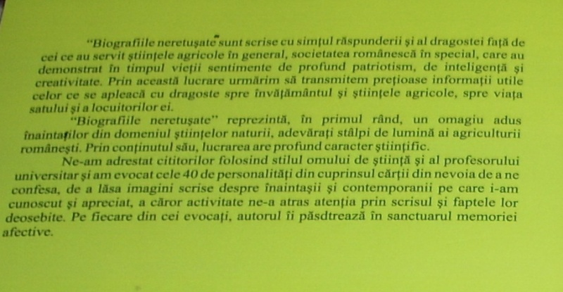 Gheorghe Lixandru-profesor de agrochimie la Universitatea de Stiinte Agricole Iasi Carte_14