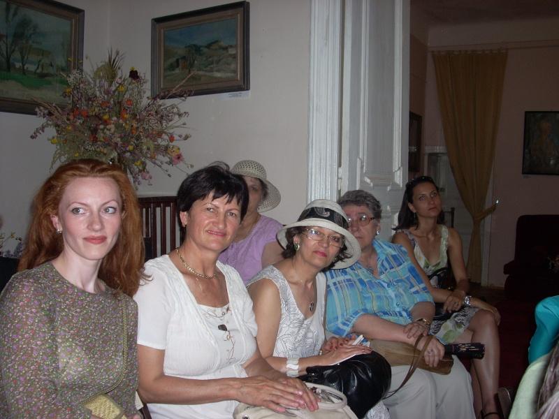 18 iunie 2011-Sedinta a XIV A Cenaclului U.P.-Lansare de carte Marioara Visan si Silvia Goteanschii,lectura publica Vasilian Dobos Cenac100