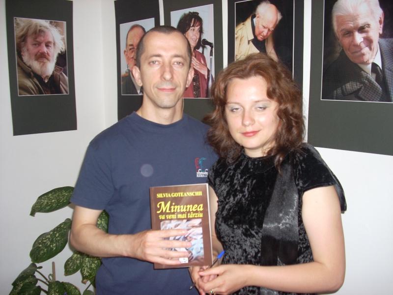 18 iunie 2011-Sedinta a XIV A Cenaclului U.P.-Lansare de carte Marioara Visan si Silvia Goteanschii,lectura publica Vasilian Dobos Cenac103