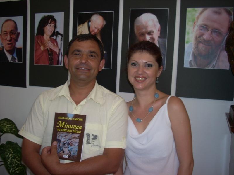 18 iunie 2011-Sedinta a XIV A Cenaclului U.P.-Lansare de carte Marioara Visan si Silvia Goteanschii,lectura publica Vasilian Dobos Cenac105