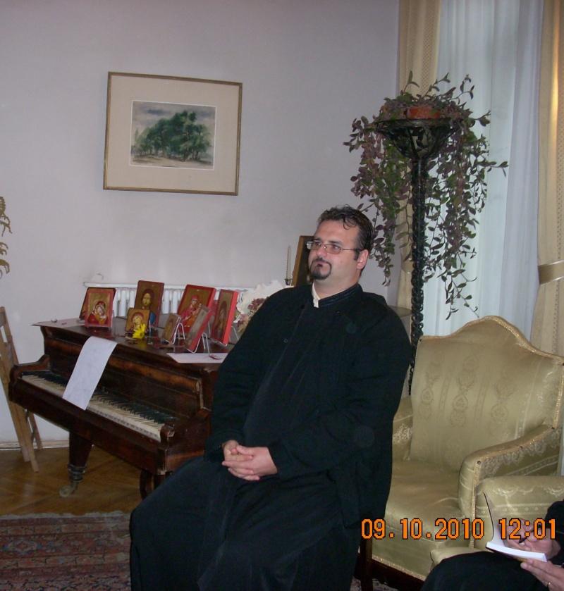 09 octombrie 2010 - Sedinta a VI-a a Cenaclului Universul Prieteniei Cenacl11
