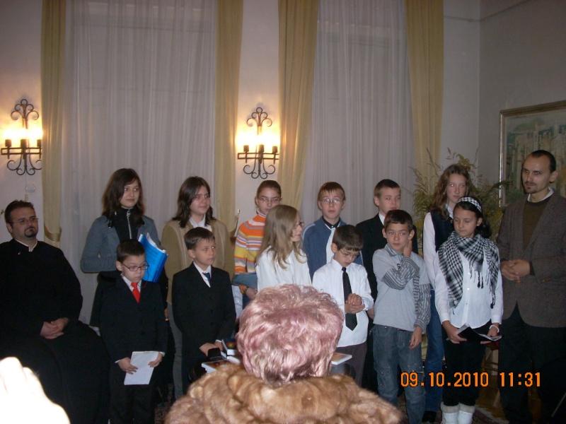 Corul Sfantul Nectarie Junior  Cenacl20