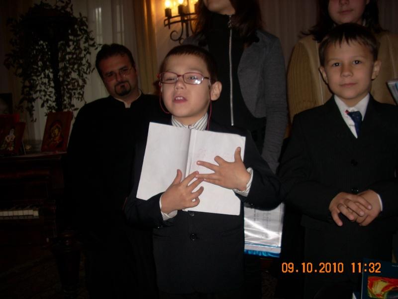 Corul Sfantul Nectarie Junior  Cenacl21