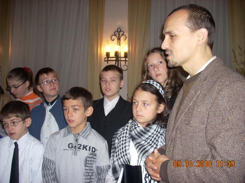 Corul Sfantul Nectarie Junior  Cenacl25