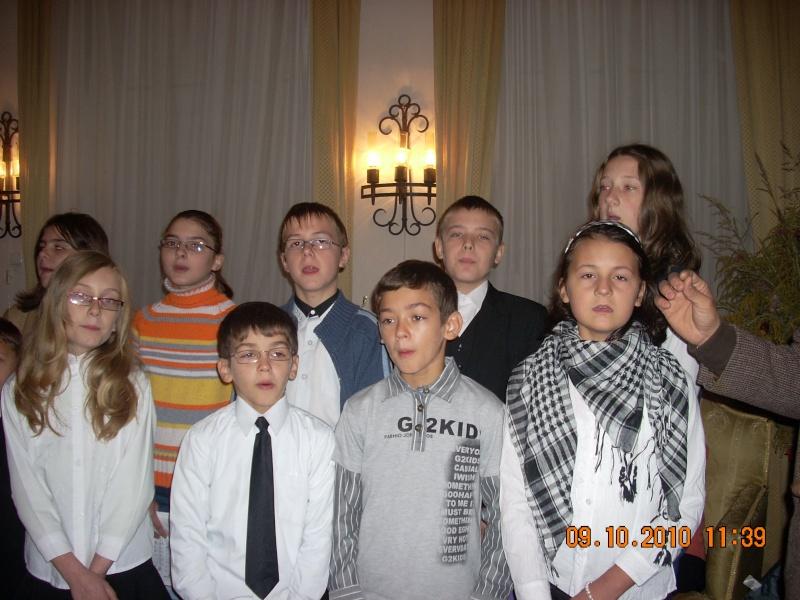 Corul Sfantul Nectarie Junior  Cenacl27