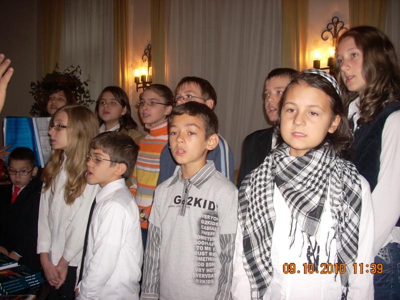 Corul Sfantul Nectarie Junior  Cenacl29