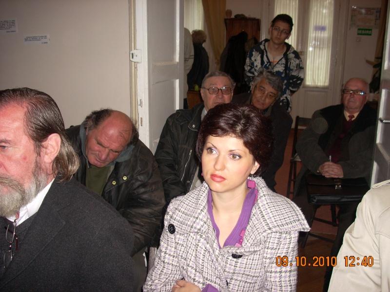 09 octombrie 2010 - Sedinta a VI-a a Cenaclului Universul Prieteniei Cenacl33