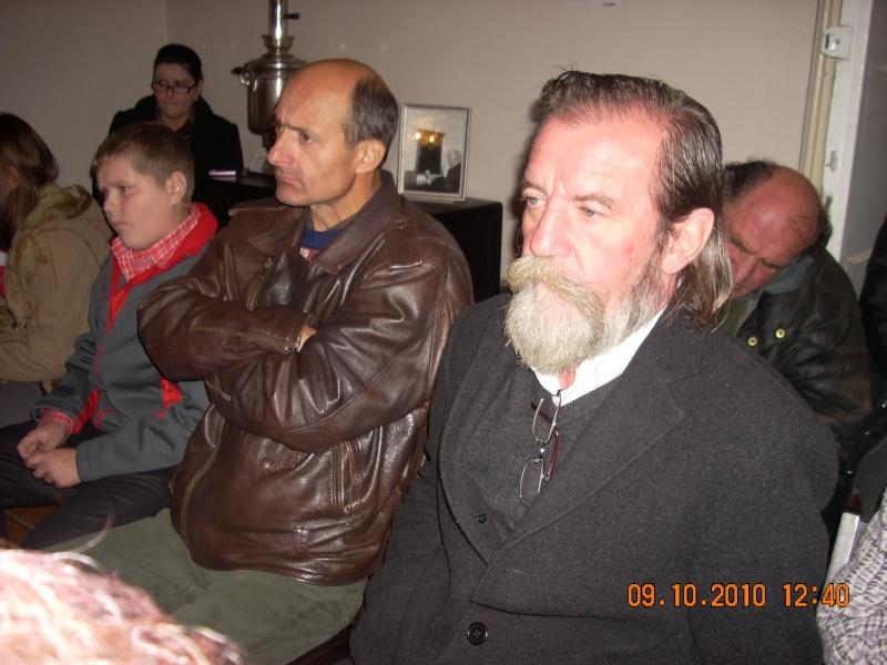 09 octombrie 2010 - Sedinta a VI-a a Cenaclului Universul Prieteniei Cenacl34