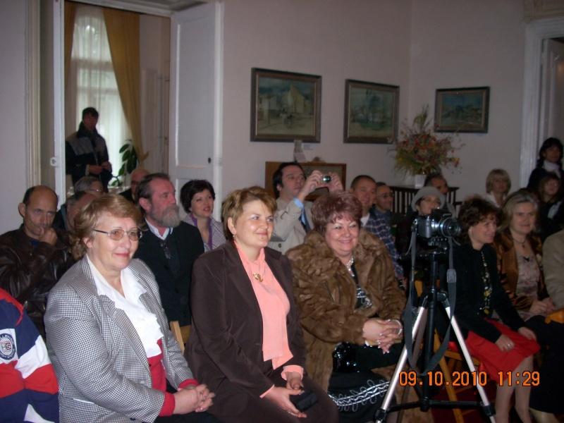 09 octombrie 2010 - Sedinta a VI-a a Cenaclului Universul Prieteniei Cenacl36