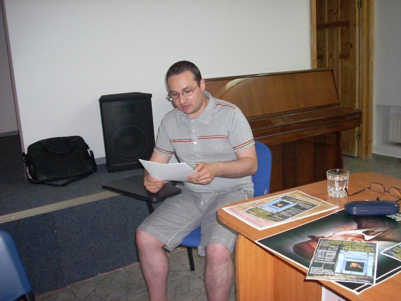Cenaclul Junimea Noua-Sedinta Nr 10.Lectura publica-Liviu Apetroaie-02 iunie 2011 Cenacl46