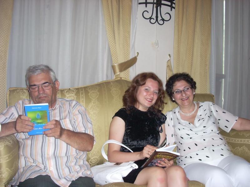 18 iunie 2011-Sedinta a XIV A Cenaclului U.P.-Lansare de carte Marioara Visan si Silvia Goteanschii,lectura publica Vasilian Dobos Cenacl67