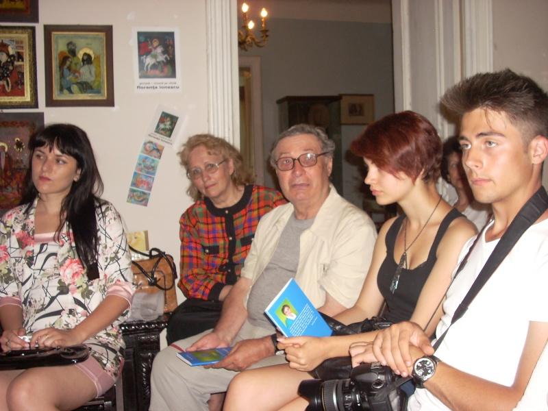 18 iunie 2011-Sedinta a XIV A Cenaclului U.P.-Lansare de carte Marioara Visan si Silvia Goteanschii,lectura publica Vasilian Dobos Cenacl93