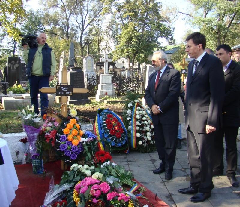 "Festivalul Internaţional de Poezie ""Grigore Vieru""-Iasi si Chisinau- editia 2010  Chisin17"