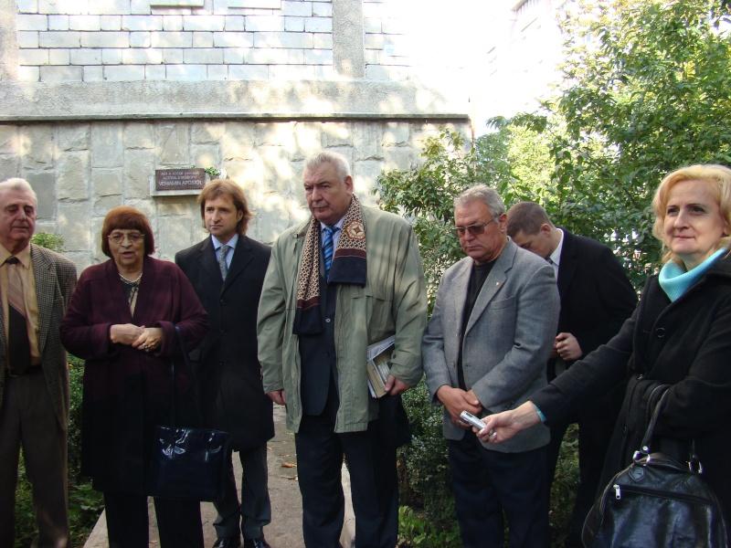 "Festivalul Internaţional de Poezie ""Grigore Vieru""-Iasi si Chisinau- editia 2010  Chisin27"