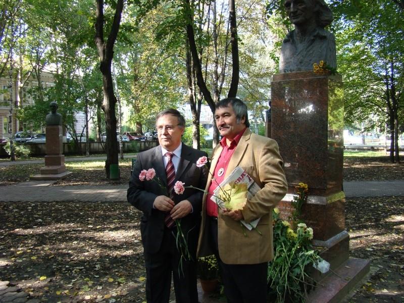 "Festivalul Internaţional de Poezie ""Grigore Vieru""-Iasi si Chisinau- editia 2010  Chisin30"