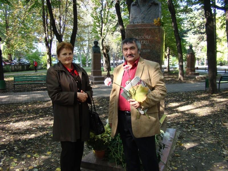 "Festivalul Internaţional de Poezie ""Grigore Vieru""-Iasi si Chisinau- editia 2010  Chisin31"