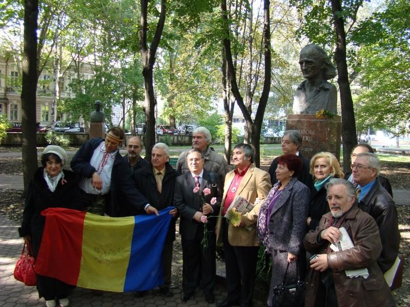 "Festivalul Internaţional de Poezie ""Grigore Vieru""-Iasi si Chisinau- editia 2010  Chisin32"