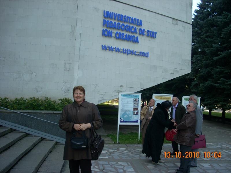 "Festivalul Internaţional de Poezie ""Grigore Vieru""-Iasi si Chisinau- editia 2010  Chisin61"