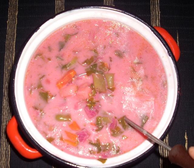Ciorbe,supe, borsuri de legume si cu carne Ciorba10