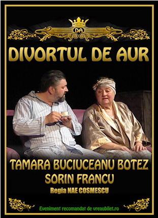 """""""Divortul de aur"""" cu Tamara Buciuceanu Botez si Sorin Francu Clip11"""