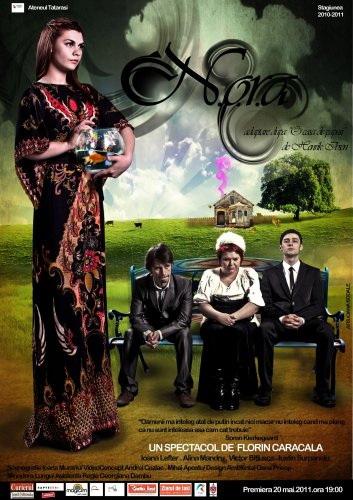 """N.O.R.A - Adaptare după """"O casă de păpuşi"""" de Henrik Ibsen-20 mai 2011 Clip_152"""